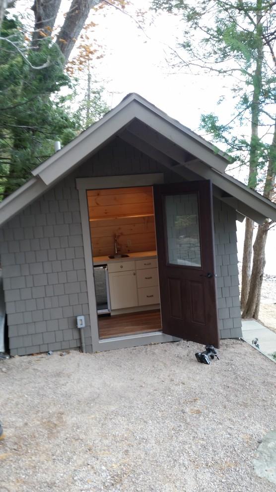beach shed kitchen  storage aatileandcarpentrycom